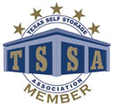Texas Self Storage Association member logo