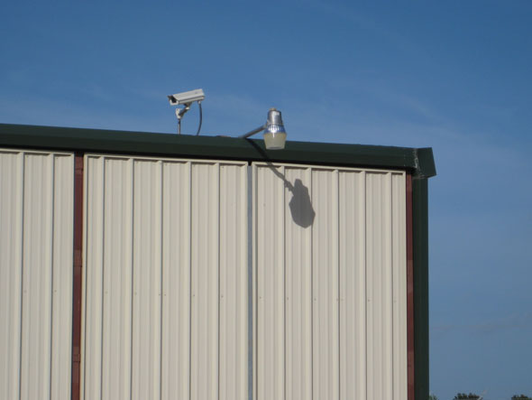 Matagorda Boat and RV Storage - Security Camera